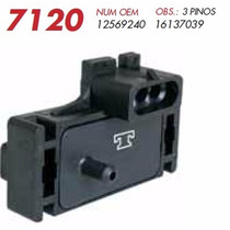 Sensor Map Gm Blazer 2.2 4x4 96 A 07