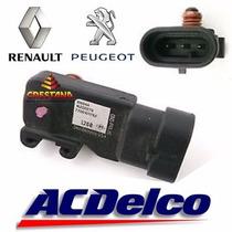 Sensor Map Renault Clio Peugeot 1.0 8v Bl 106644 Orig. Delco