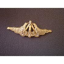 Distintivo Dourado Esaex (escola De Administração Eb)