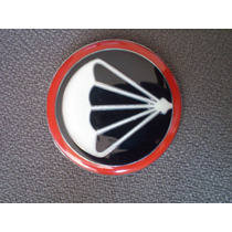 Distintivo Metal Bolachão Paraquedista