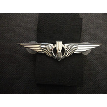 Distintivo De Metal Especialista Em Armamento Da Fab