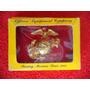 Emblema De Quepe U. S. M. C. Metálico - Guerra Vietnam (a)