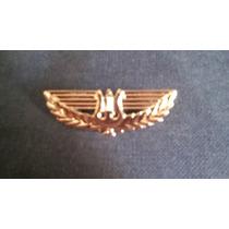 Distintivo De Metal Dourado De Mestre De Música