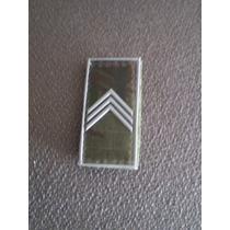Distintivo Emborrachado De Gola Terceiro Sargento - Eb