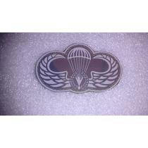 Distintivo Emborrachado Paraquedista Para-sar