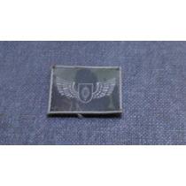 Distintivo Emborrachado Gola Especialização Aviação E B