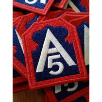 Patch 5.o Exército Feb Segunda Guerra