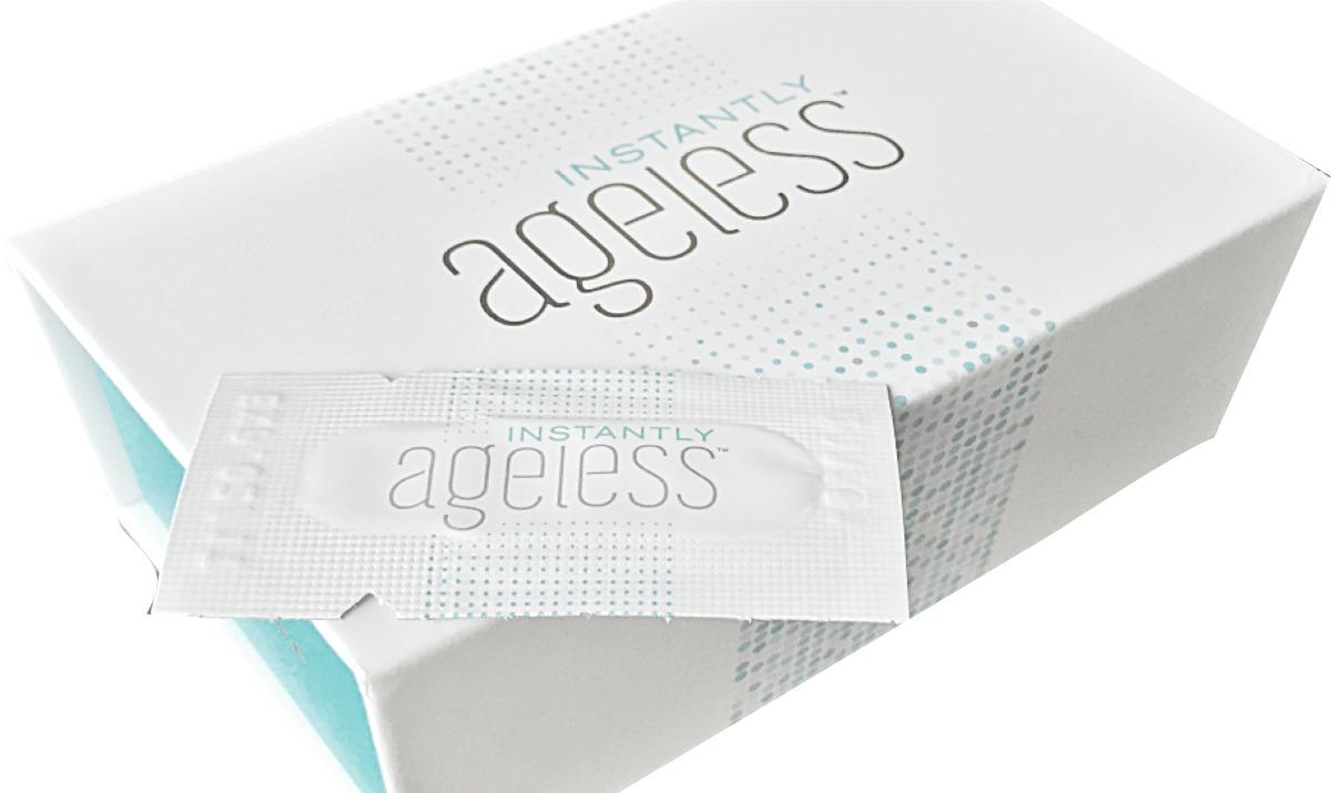 rejuvenescimento da pele com Ageless
