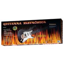 Guitarra Eletrônica - Dtc - Ref:0123