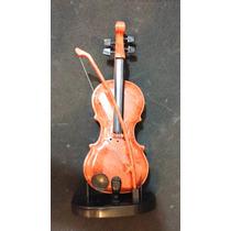Violino Eletronico Brinquedo, Decoração . Ler Anuncio