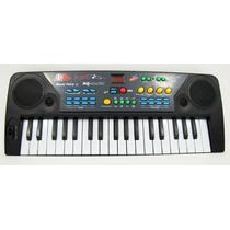 Teclado Infantil Musical 32 Teclas C/ Microfone - 004fm
