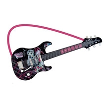 Guitarra Eletrônica Infantil - Monster High - Fun
