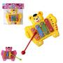 Xilofone Infantil Ursinho Instrumento Musical