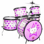 Bateria Infantil Star Kids Cat Luen 10004