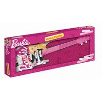 Guitarra Popstar Barbie - Fun
