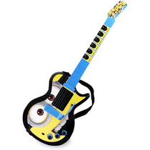 Guitarra Eletronica Minions - Meu Malvado Favorito - Toyng