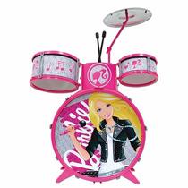 Bateria Infantil Da Barbie - Fun Original * Promoção *