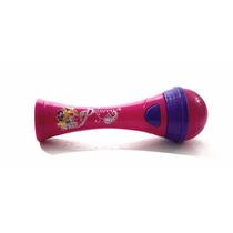 Microfone Infantil Princesas Mickey Disney Meninas Meninos