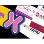 Cartão De Visita (exclusivos) Papel 300g Laminação + Verniz