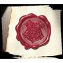 40 Lacres De Cera Para Envelopes Harry Potter Hogwarts