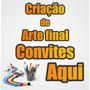 Criar Arte Convite Aniversario 15 Anos Banners Criação
