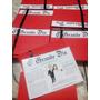 40 Convite Tipo Jornal Único No Mercado Livre Com Envelope