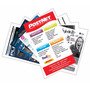 5000 Folders/flyers/panfletos 7x10cm Criação Da Arte Grátis