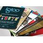 2.500 Folheto/flyer Couchê 115g 10x15cm Color Frente E Verso