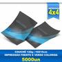 Panfleto - 10x15cm - Papel Tradicional - Couchê 120 - 5000un