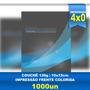 Folder | 10x15cm | Couchê 120g Excelente Qualidade | 1000un