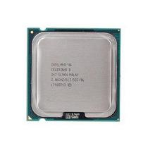 Processador Intel 775 Celeron D , 2.66 - 2.80 - 3.06 / 533