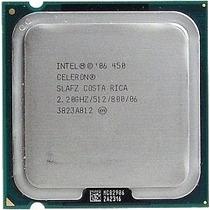 Processador Intel Celeron 450 / 775 / 2.2/512/800 - Promoção