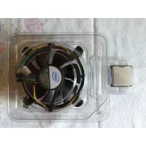 Box - Processador Core2 Duo E7500 2.93ghz + Cooler Intel 775