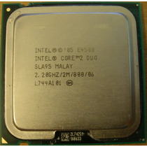 Core 2 Duo E4500 Dual Core Bus 800 2,20 Ghz Oem Com Garantia