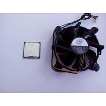 Kit Processador Intel Core2duo E7500 + Cooler Box Intel