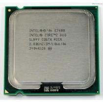 Intel Core 2 Duo E7400 2.8ghz 3m 1066mhz Socket 775 Slgw3
