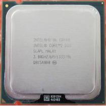 Processador Intel Core 2 Duo E8400 6m Cache,1333 Mhz