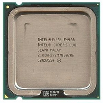 Processador Core 2 Duo E4400 2m Cache 2.00ghz Soket Lga775