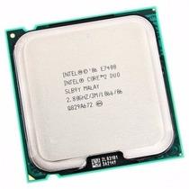 Processador Intel Lga775 Core 2 Duo E7400 2.80ghz 1066mhz 3m