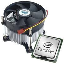 Processador Core 2 Duo E8400 Oem 3.0 C/ Cooler +frete Gratis