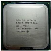 Intel Core2quad Q8400 2.66ghz/4mb Cache/fsb 1333/45nm Cooler