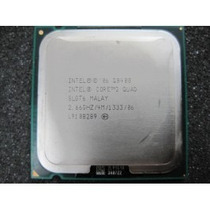 Core 2quad Q8400 Quad Core Bus 1333 2,66ghz S 775 Como Novo!