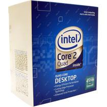 Processador Intel Core 2 Quad Q8200 2,33 Ghz Box Novo