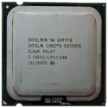 Processador Intel Quad Core Extreme Qx9770 3.2ghz 775 Overcl