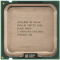 Processador Intel Lga 775 Core 2 Quad Q6600 2.40 Ghz 8m