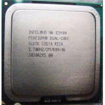 Processador Intel Pentium E5400 2.70ghz 775 Frete Gratis