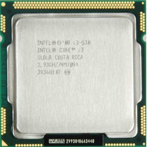 Intel® Core¿ I3-530 Processor (4m Cache, 2.93 Ghz)