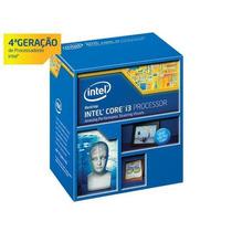Processador Core I3 Lga 1150 Intel I3-4330 3.5 Bx80646i3433