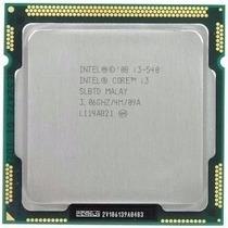 Processador Intel® Core - I3-540 Lga 1156 3.06ghz 4m Cache