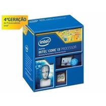 Processador Intel Core I3-4330 3.5ghz 3mb Lga 1150 4 Geração